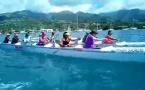 L'équipe péruvienne d'attaque pour le Hawaiki Nui Va'a [VIDEO]