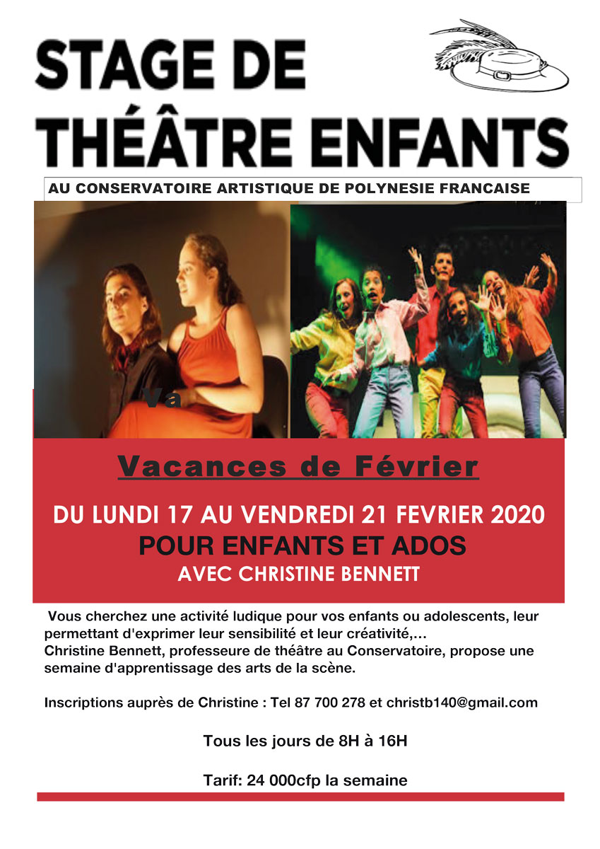 https://www.tahiti-infos.com/agenda/Stage-de-theatre-pour-enfants-et-adolescents-au-Conservatoire_ae689412.html