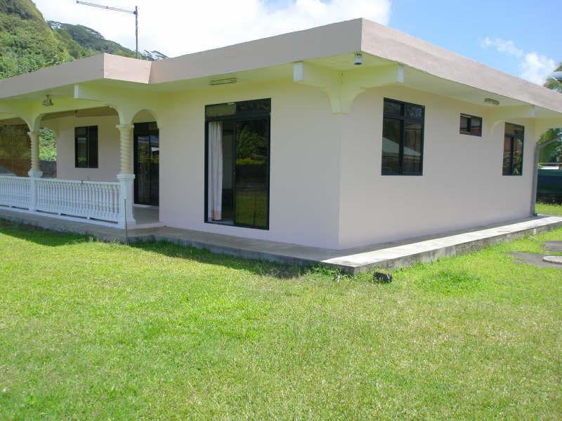 Taravao av maison dur 120m petites annonces tahiti for Extension maison en dur