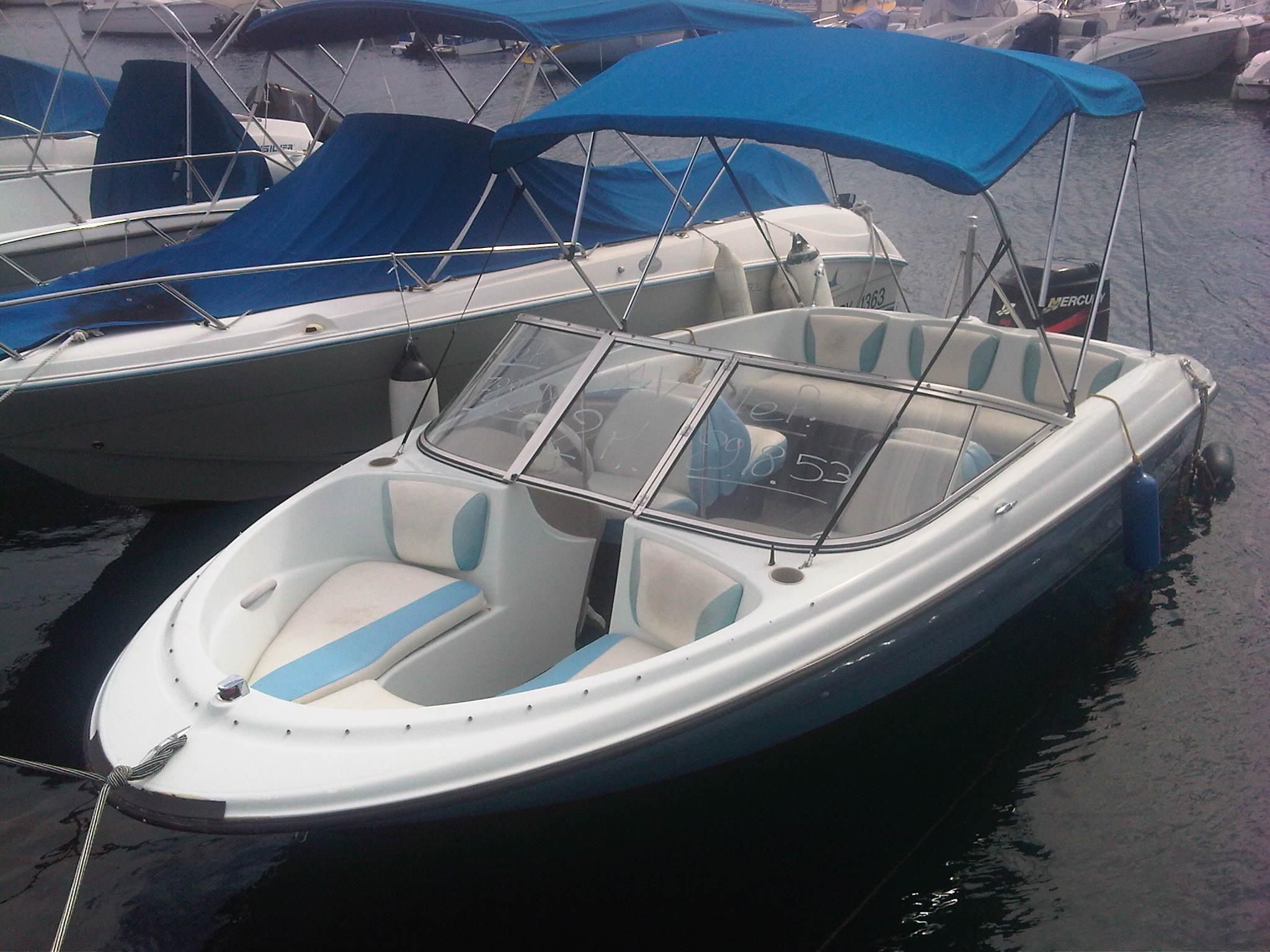 bateau 8 places a vendre
