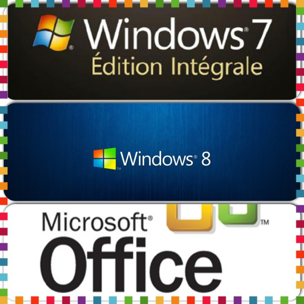 Installation windows 7 8 microsoft office pc et mac for Bureau virtuel windows 7