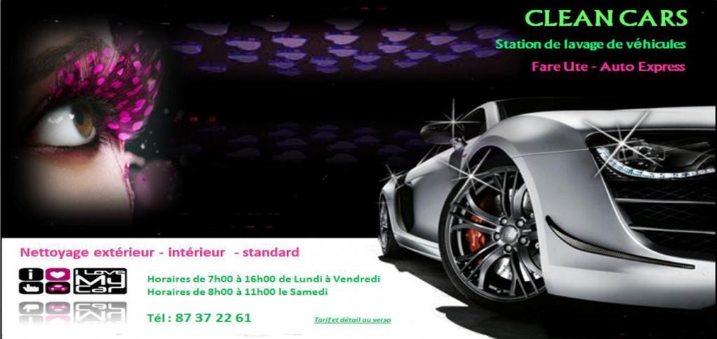 Petites Annonces 1 500 FCFP Ref 180781 CLEAN CARS