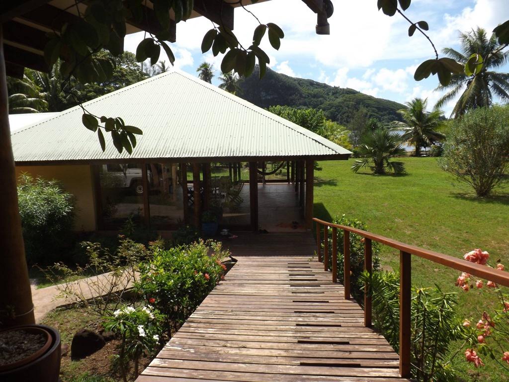 Raiatea immobilier for Acheter une maison a tahiti