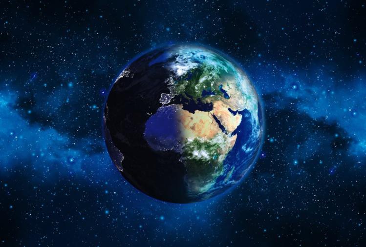 Page enfant : Les humains vivent à crédit sur la planète Terre