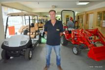 Jean-François Martin, directeur commercial de TahitiBull