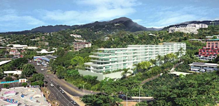 Villa Stencer : 112 appartements livrés avant fin 2017