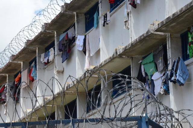 Adelino Dias Nogueira jure qu'il n'avait pas l'intention d'utiliser les ciseaux comme une arme, mais que son geste était militant, contre l'insécurité qui règne en prison.