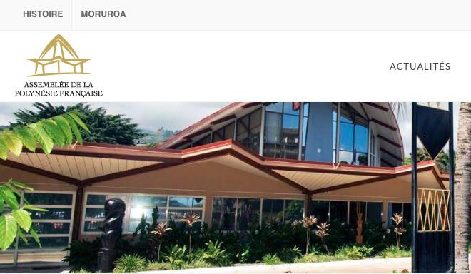 Le nouveau site de l'Assemblée est opérationnel