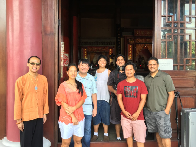 Les matahiapo de la communauté chinoise se livrent