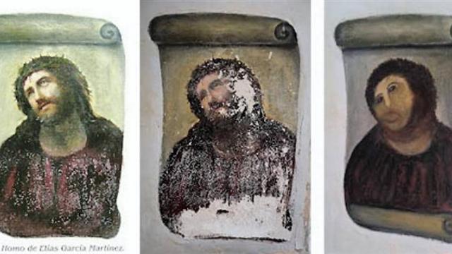 Un opéra réhabilite une Espagnole qui avait massacré une fresque