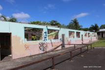 Les élus espèrent que les travaux de l'école, désamiantage, déconstruction et reconstruction, seront terminés en 2018.