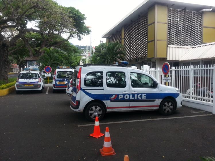 Week-end mouvementé pour les policiers
