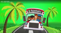 Apetahi : les horaires de bus version mobile et participatif