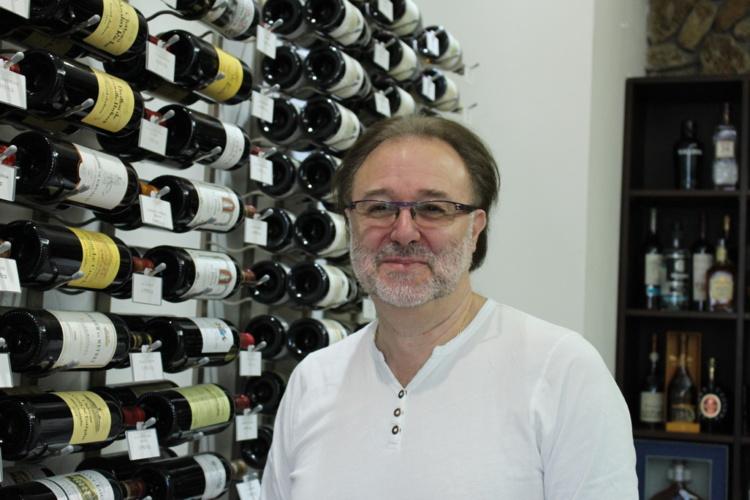 Le sommelier Philippe Faure-Brac propose de nouvelles dégustations