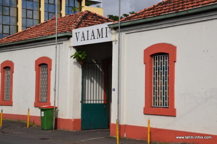 Le futur tribunal foncier de Polynésie française devrait être opérationnel en août 2017 à l'emplacement de l'actuel ancien hôpital Vaiami, à Papeete.
