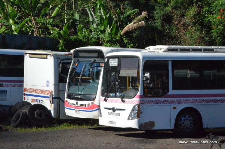 Transport en commun : impossible de passer le permis