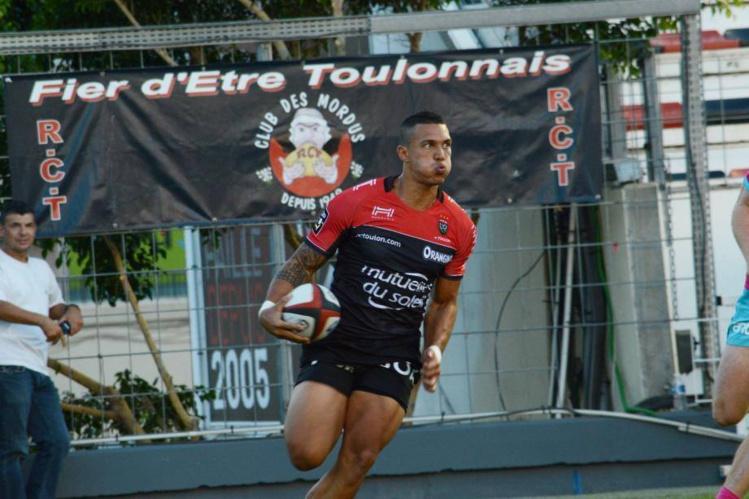 Rugby –Teiva Jacquelain: La «Polynésie bout en moi»
