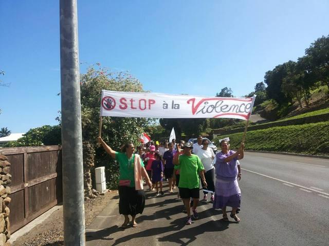 Les Adventistes ont marché contre les violences faites aux femmes