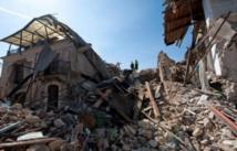 """Italie : une """"miss"""" rescapée du séisme et du naufrage du Costa Concordia"""