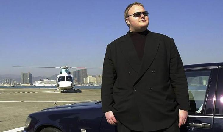Kim Dotcom dit avoir le droit de diffuser son audience d'extradition sur internet