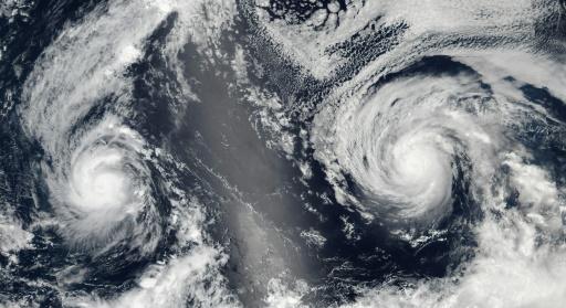 Hawaï en alerte en prévision de l'ouragan Madeline, avant un déplacement d'Obama