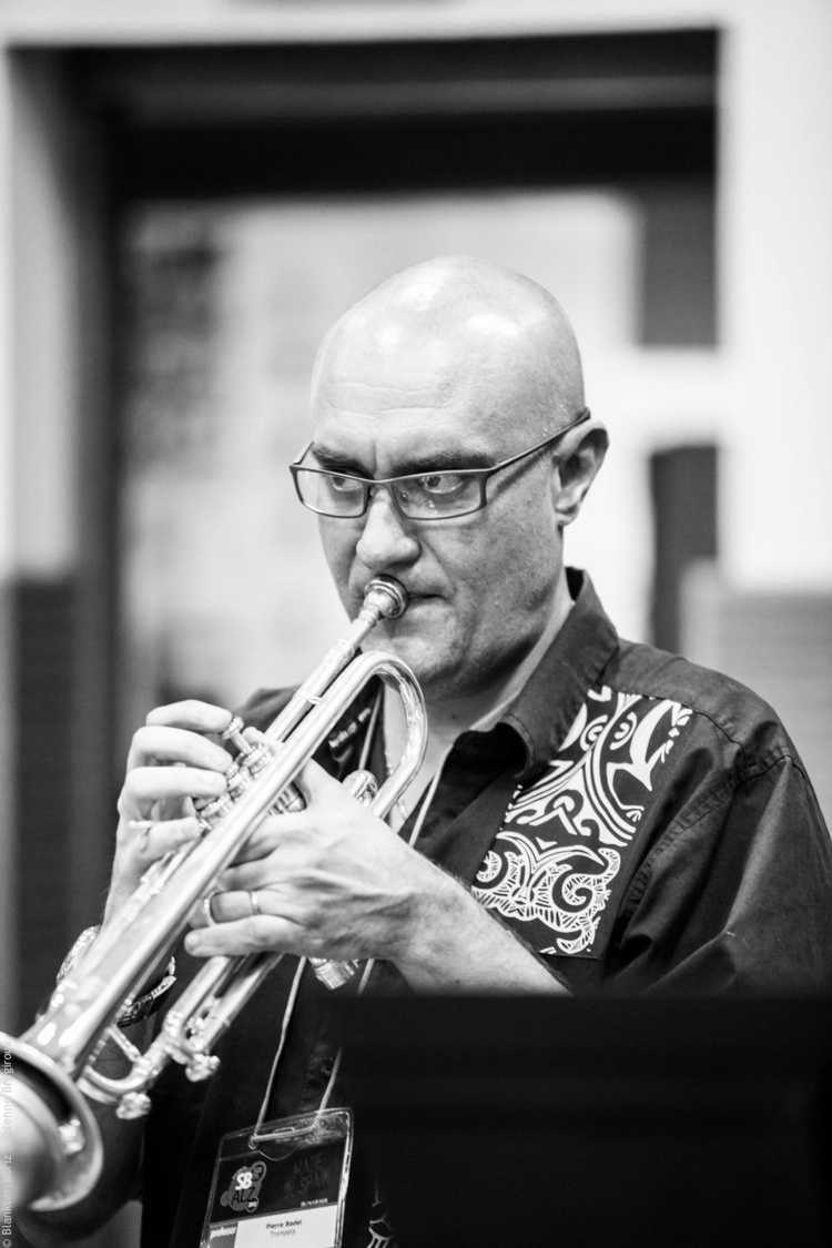 Le fameux trompettiste Pierre Badel ouvre une académie en ligne