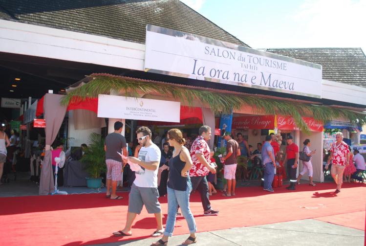 Le Salon du tourisme pour encourager les voyages inter-îles