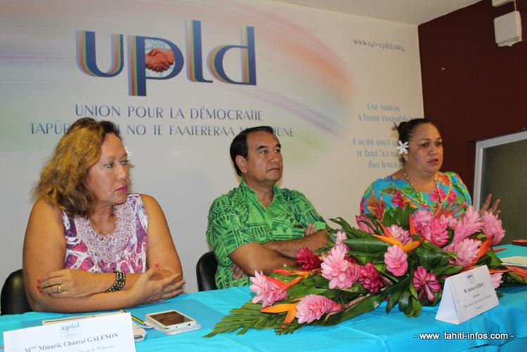Electricité : l'UPLD porte plainte contre X pour favoritisme