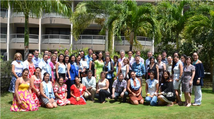 Tous les ans, les représentants des marchés internationaux de Tahiti Tourisme se réunissent. Photo d'archives