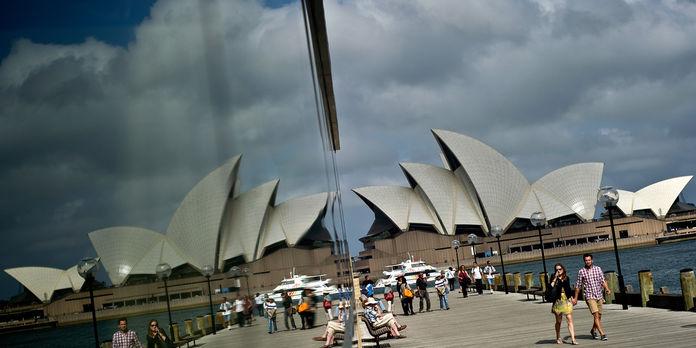 Australie : un quart de siècle de croissance économique continue