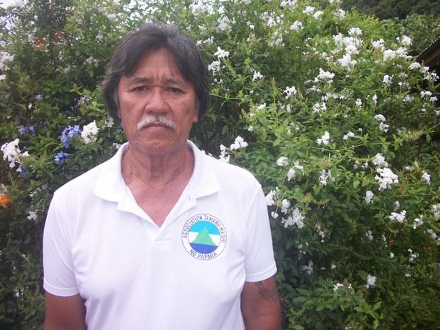 """Le président de l'association de défense de l'environnement """"Tamarii Ma'ohi no Papara"""" lance un ultimatum aux pêcheurs. Il leur laisse quinze jours pour faire appliquer la décision du tribunal, sinon un autre recours sera déposé au tribunal."""