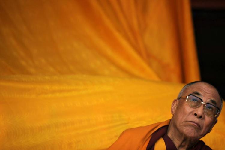 """Le dalaï lama attendu en France pour une visite """"dense"""""""
