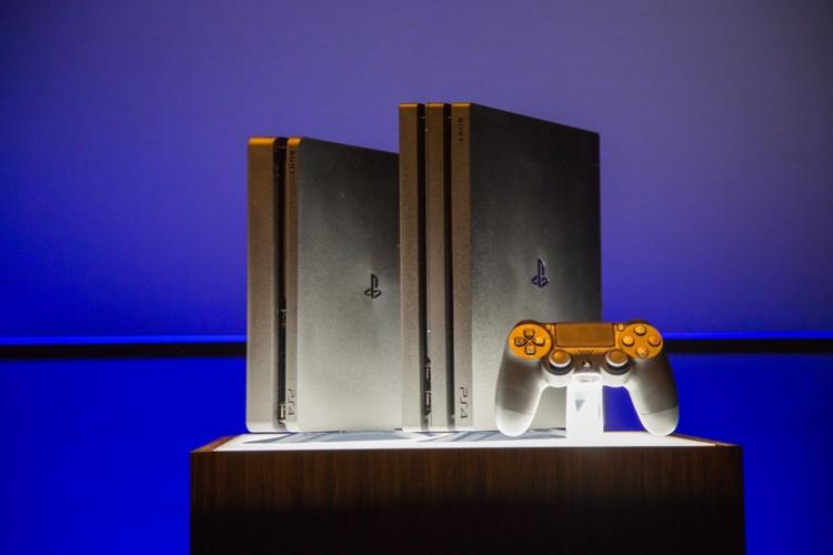 La PS4 Pro.