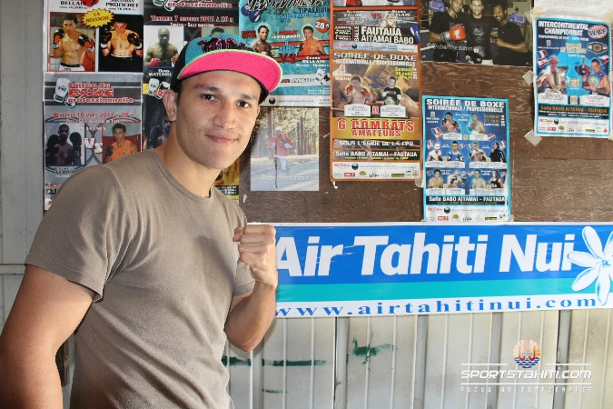 Boxe Pro – Championnat de France : Nicolas Dion VS Cédric Bellais à Tahiti