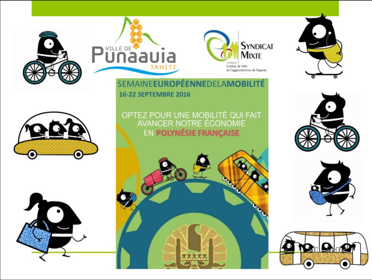 """Punaauia : le vélo à l'honneur à l'occasion de la journée """"mobilité pour tous"""""""