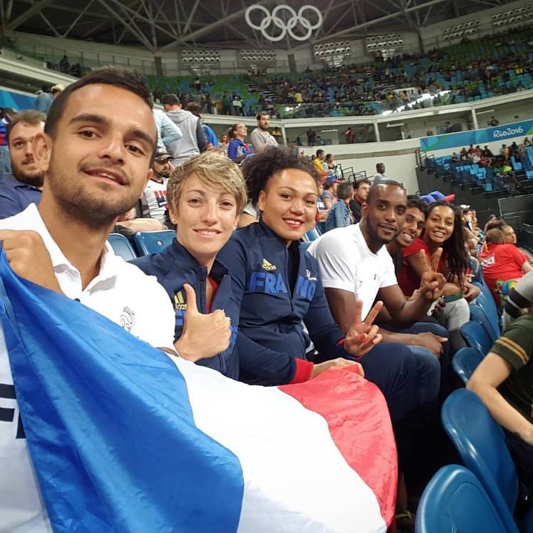 Raihau Chin à Rio