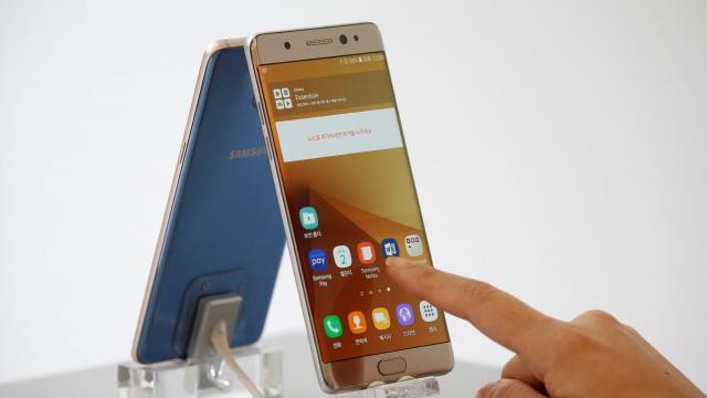 Une autorité américaine conseille ne pas allumer les Samsung Note 7 dans les avions