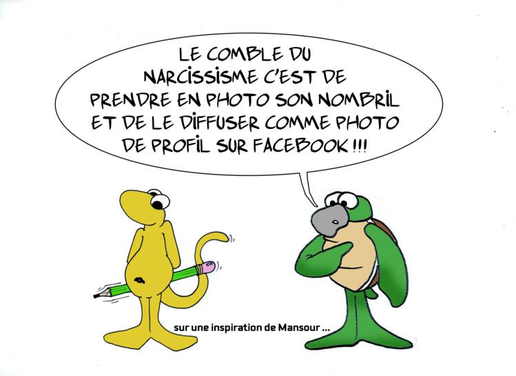 """"""" Le selfie """" vu par Munoz"""