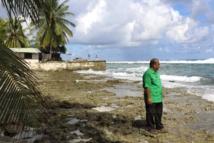 Climat: les Etats du Pacifique en appellent à l'aide internationale