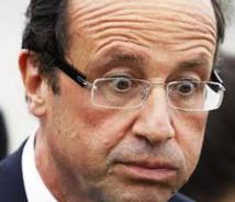 Présidentielle: un nouveau sondage donne Hollande et la gauche éliminés au 1er tour