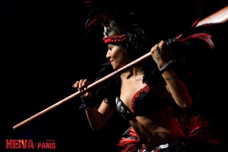 Mana Tahiti a offert également une belle prestation. (Photo : Yvan Lastes pour Kearena)