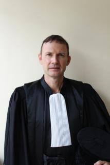 Pascal Doisne, nouveau magistrat de la chambre territoriale des comptes