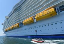 """Harmony of the Seas: une """"erreur humaine"""" probablement à l'origine de l'accident mortel"""