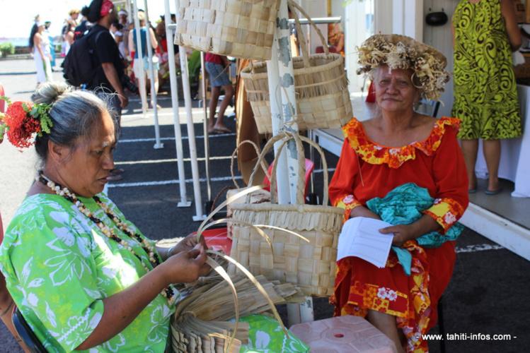 Festival Polynesia : plongée au coeur du village des artisans
