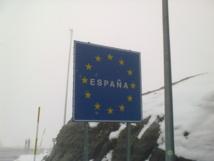 Annulation d'un contrôle aux frontières car effectué ... 10 cm en Espagne