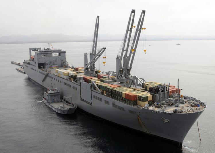 L'US marine corps s'entraîne au côté des militaires français