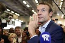 Derrière Macron, des patrons séduits mais dans l'expectative