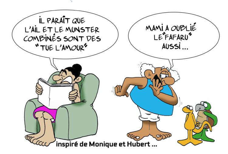 """"""" Le tue-l'amour """" vu par Munoz"""