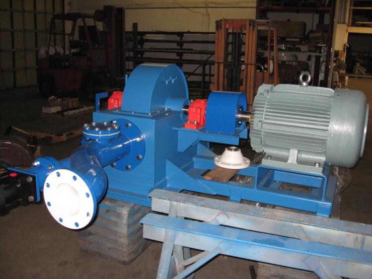 Marquises : Une nouvelle turbine hydraulique pour Tahuata