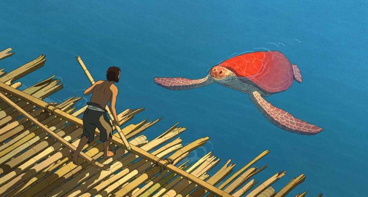 Page enfant : La Tortue rouge, un film d'animation remarqué